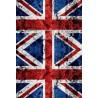 Tubolare scaldacollo bandiera INGHILTERRA VINTAGE N. 2